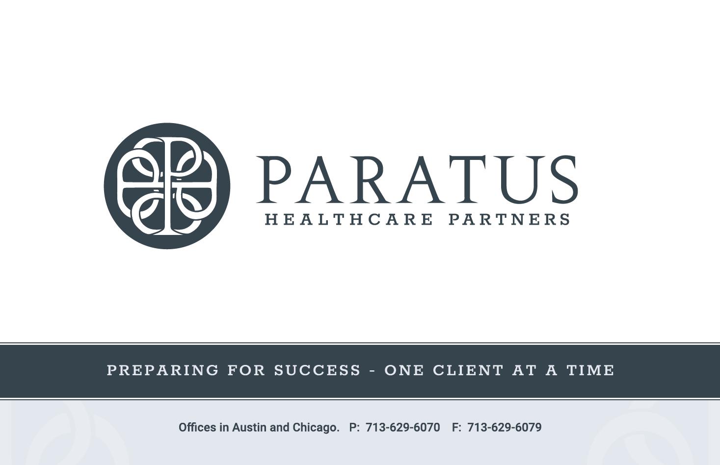 Paratus Healthcare Partners Logo