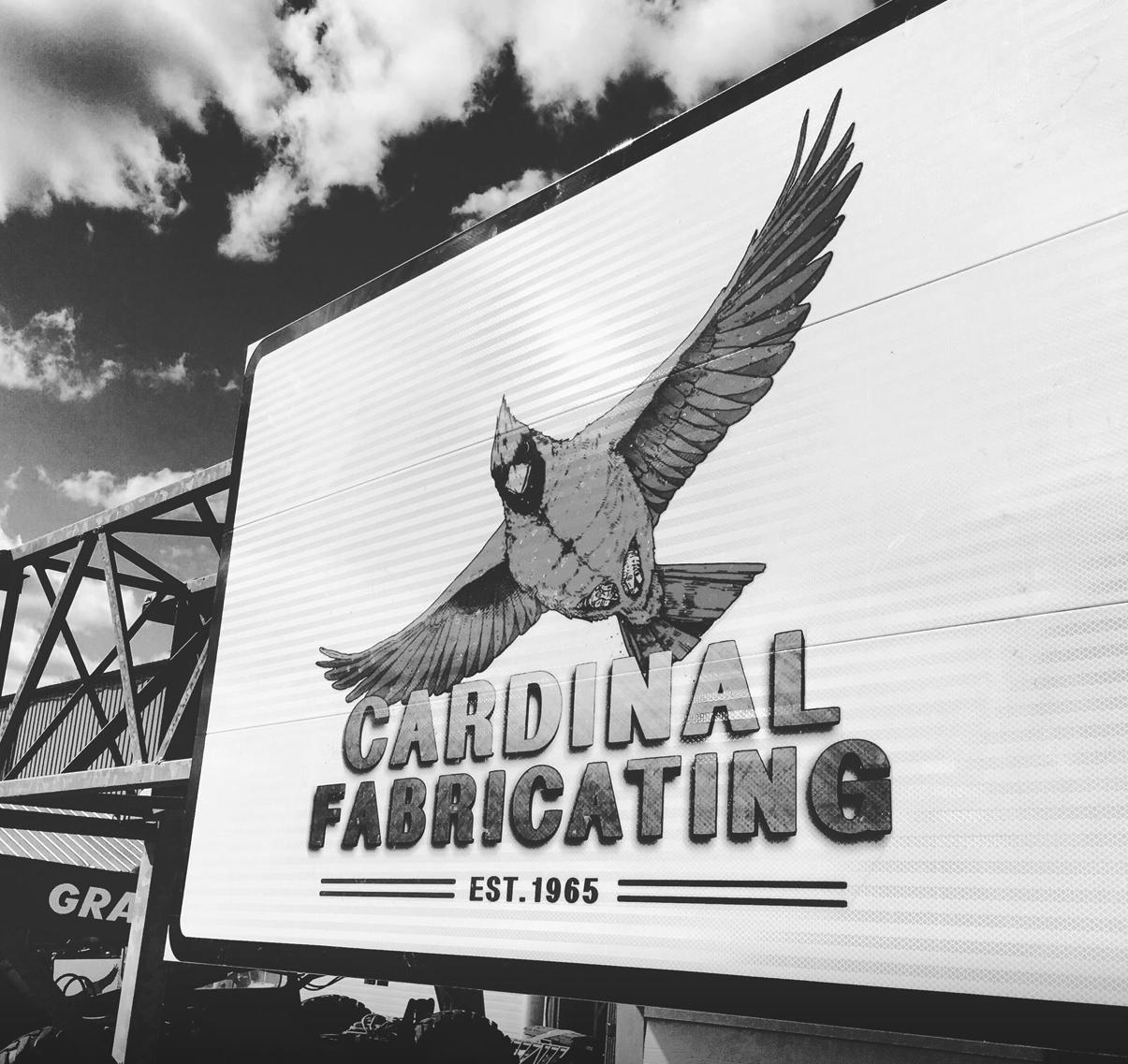 Cardinal Fabricating Logo